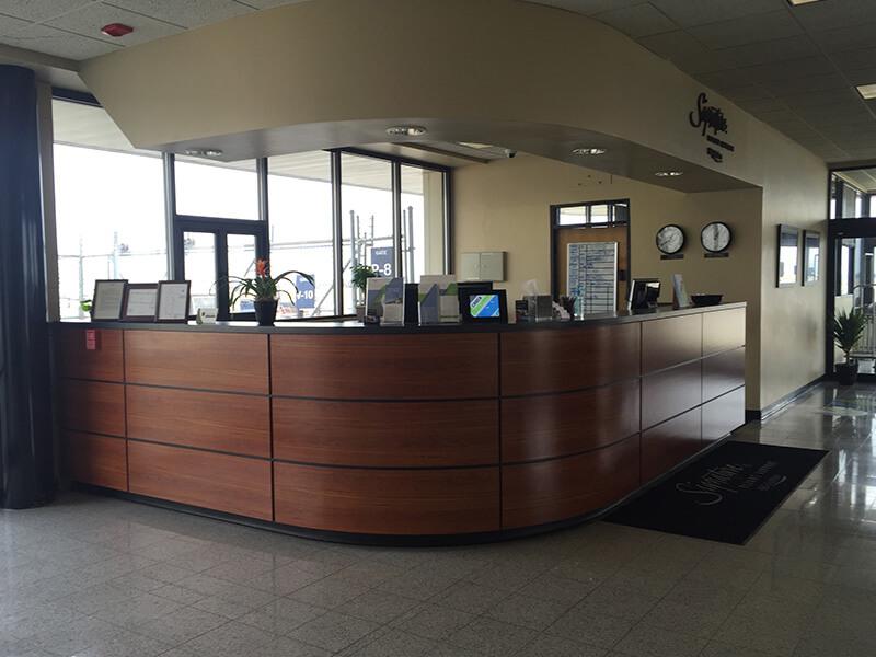 Signature ICT | Fixed Base Operator (FBO) at Wichita Dwight
